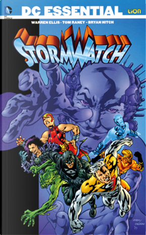 Stormwatch di Warren Ellis vol. 2 by Warren Ellis