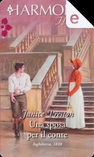 Una sposa per il conte by Janice Preston