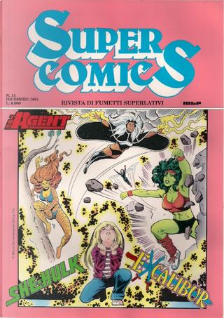 Super Comics n. 15 by David Michelinie, James Hudnall, Jim Shooter, John Byrne, Michael Higgins