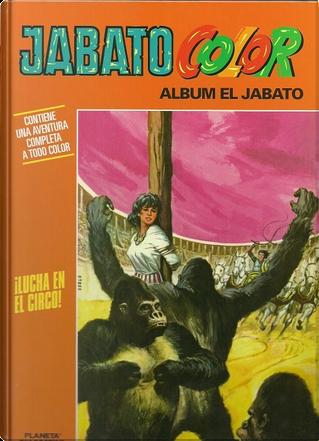Jabato Color #34 by Francisco Darnís, Víctor Mora