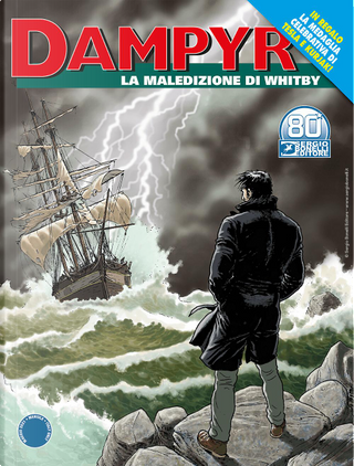 Dampyr n. 254 by Diego Cajelli