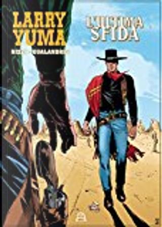 Larry Yuma by Claudio Nizzi