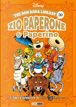 The Don Rosa Library n. 20 by Don Rosa