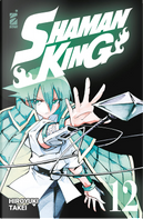 Shaman king vol. 12 by Hiroyuki Takei