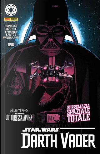 """Darth Vader #58 by Dennis """"Hopeless"""" Hallum"""