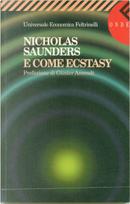 E come ecstasy by Saunders Nicholas