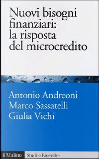 Nuovi bisogni finanziari by Antonio Andreoni