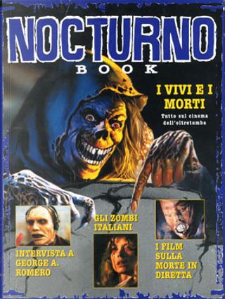 Nocturno book 2 by Alberto Pezzotta, Alex Stellino, Carlo Fagnani, Daniele Aramu, Davide Pulici, Fernando Di Leo, Manlio Gomarasca, Marco Locatelli, Mauro Gervasini