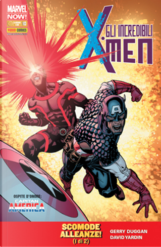 Gli incredibili X-Men n. 288 by Dennis Hopeless, Gerry Duggan, Neil Kleid