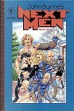 John Byrne's Next Men by John Byrne