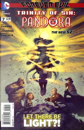 Trinity of Sin: Pandora Vol.1 #7 by Ray Fawkes
