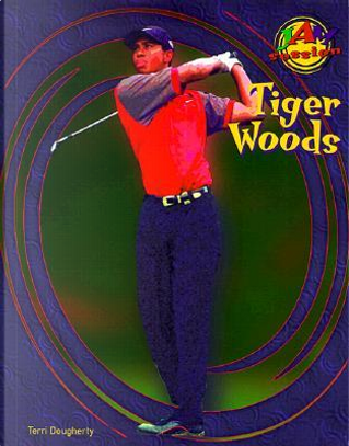 Tiger Woods by Terri Dougherty
