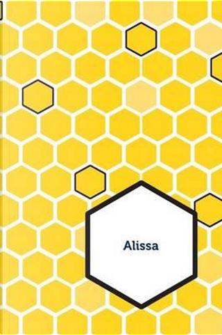 Etchbooks Alissa, Honeycomb, Wide Rule by Etchbooks