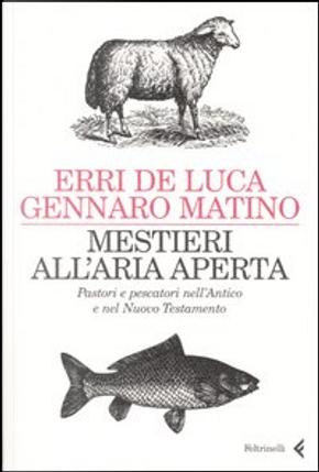 Mestieri all'aria aperta by Erri De Luca, Gennaro Matino