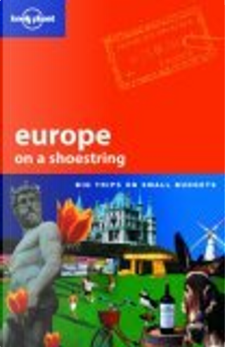 Europe on a Shoestring by Sarah Vowell, Johnstone, Sarah Johnstone