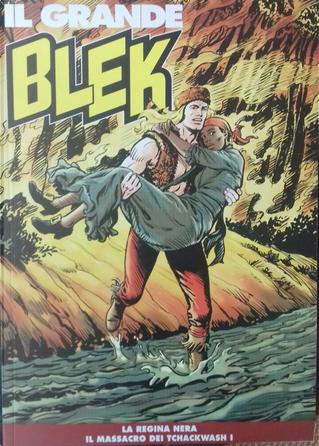 Il grande Blek n. 135 by Gabriele Ferrero, Maurizio Torelli