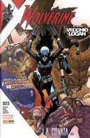 Wolverine n. 349 by Tom Taylor
