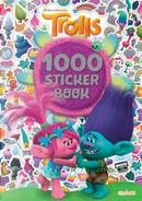 Trolls - 1000 Sticker Book by Centum Books Ltd