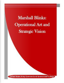Marshall Blinks by United States Army Command and General Staff College
