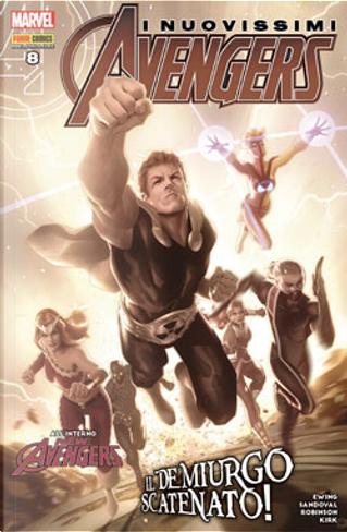 Avengers n. 57 by Al Ewing, Greg Weisman, James Robinson, Joshua Williamson