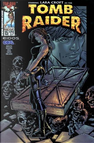 Tomb Raider #15 by Dan Jurgens