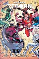 Heroes Reborn Companion vol. 1 by Cody Ziglar, Jim Zub, Marc Bernardin, Ryan Cady, Steve Orlando
