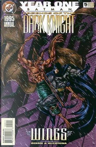 Batman: Legends of the Dark Knight Annual 5 by Chuck Dixon