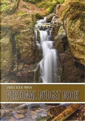 Personal Budget Book by Useful Tool Prints