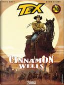 Tex: Cinnamon Wells by Chuck Dixon