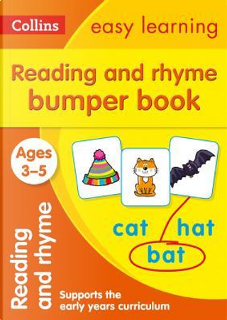 Reading and Rhyme Bumper Book Ages 3-5 (Collins Easy Learning Preschool) by Collins Easy Learning