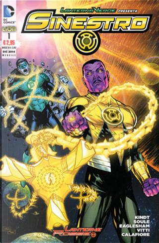 Lanterna Verde presenta: Sinestro n. 1 by Charles Soule, Matt Kindt