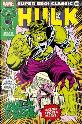 Super Eroi Classic vol. 125 by Roy Thomas