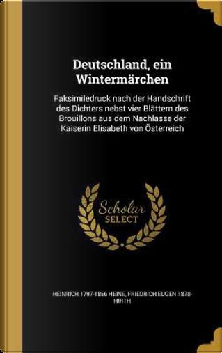 GER-DEUTSCHLAND EIN WINTERMARC by Heinrich 1797-1856 Heine