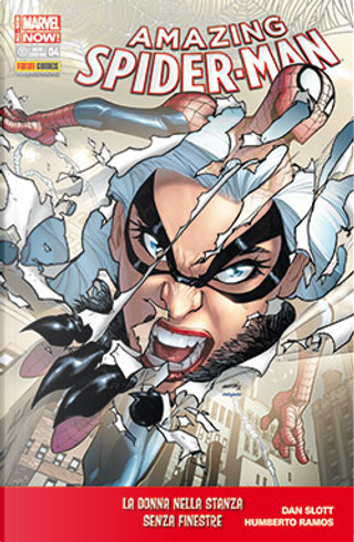 Amazing Spider-Man n. 618 by David Morrell, Dan Slott, Nick Spencer