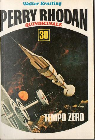 Tempo zero by Miriam Poloniato, Walter Ernsting