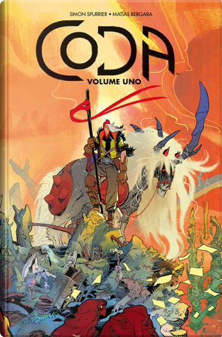 Coda vol. 1 by Simon Spurrier