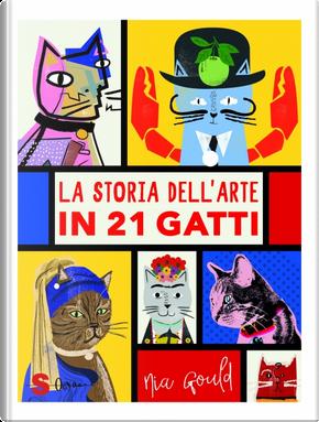 La storia dell'arte in 21 gatti by Nia Gould