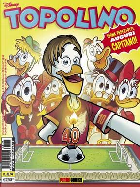 Topolino n. 3174 by Gabriele Mazzoleni, Giulio D'Antona, Lars Jensen, Marco Bosco, Riccardo Secchi