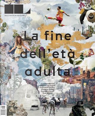 IL - Idee e Lifestyle del Sole 24 Ore - n. 65 (novembre 2014) by Guia Soncini, Christian Rocca, Giuliano da Empoli, Francesco Pacifico, Francesco Simeti, Annalena Benini