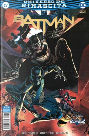 Batman #17 by Tom King