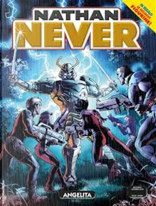Nathan Never n. 329 by Mirko Perniola