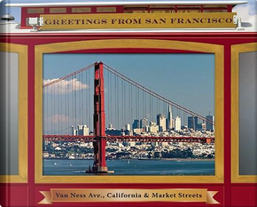 Greetings from San Francisco by Joel Porter