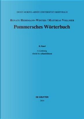 Rosch Bis Schaubahnen by Renate Herrmann-Winter