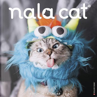Nala Cat 2019 Calendar by Willow Creek Press