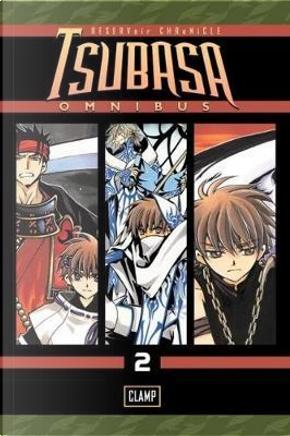Tsubasa Omnibus 2 by CLAMP