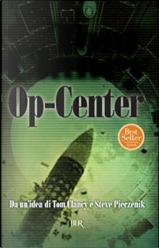 Op-Center by Tom Clancy