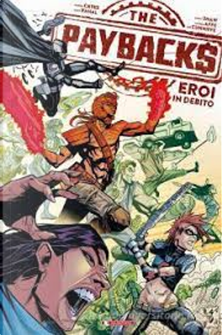 Paybacks by Donny Cates, Eliot Rahal