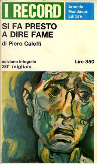 Si fa presto a dire fame by Piero Caleffi
