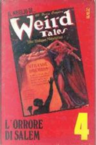 L'orrore di Salem by Allison V. Harding, G.P. Baudelaire, Gans T. Field, Greye La Spina, Henry Kuttner, Johns Harrington, Julia Boynton Green, P. Schuyler Miller, Robert Bloch, Seabury Quinn