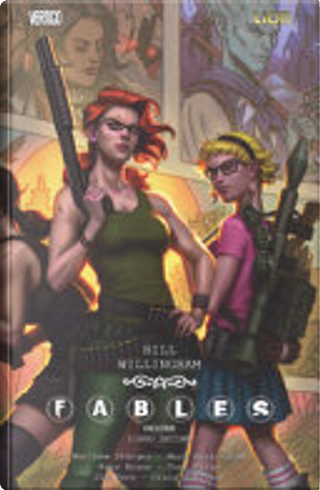 Fables deluxe Vol. 10 by Bill Willingham